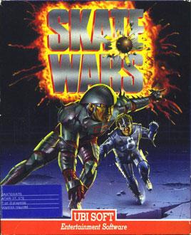 Juego online Skate Wars (Atari ST)