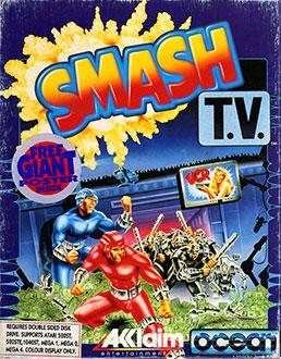 Portada de la descarga de Smash T.V.