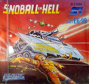 Portada de la descarga de Snoball in Hell