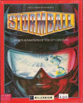 Portada de la descarga de Stormball
