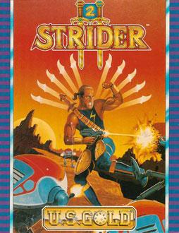 Portada de la descarga de Strider II