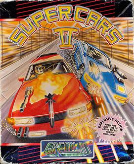 Juego online Super Cars II (Atari ST)