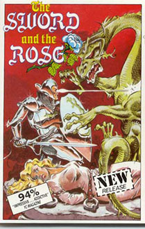 Portada de la descarga de The Sword & The Rose