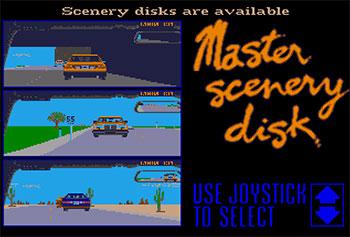 Imagen de la descarga de Test Drive II Scenery Disk: California Challenge