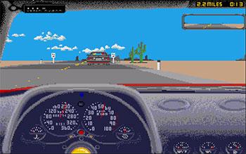 Imagen de la descarga de The Duel: Test Drive II