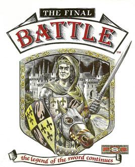 Portada de la descarga de The Final Battle