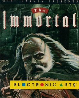 Carátula del juego The Immortal (Atari ST)