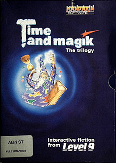 Juego online Time and Magik: The Trilogy (Atari ST)