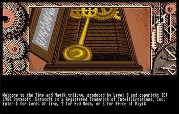 Imagen de la descarga de Time and Magik: The Trilogy