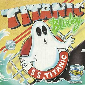 Portada de la descarga de Titantic Blinky
