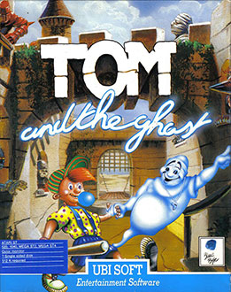 Juego online Tom and the Ghost (Atari ST)