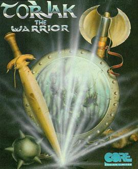 Portada de la descarga de Torvak the Warrior