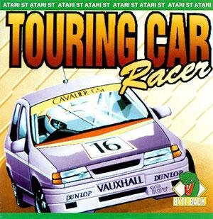 Juego online Touring Car Racer (Atari ST)