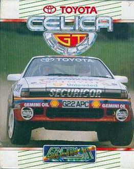Juego online Toyota Celica GT Rally (Atari ST)