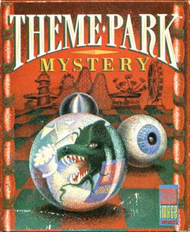 Portada de la descarga de Theme Park Mystery: Variations On A Theme