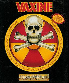 Portada de la descarga de Vaxine