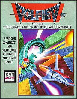 Juego online Volfied (Atari ST)