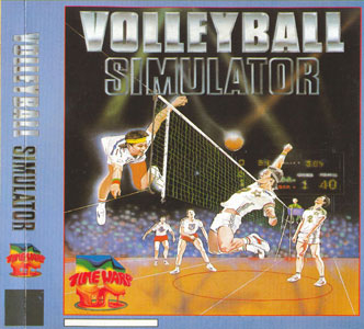 Portada de la descarga de Volleyball Simulator