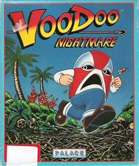 Juego online Voodoo Nightmare (Atari ST)
