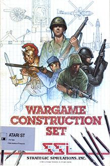 Portada de la descarga de Wargame Construction Set