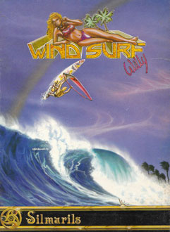 Juego online Windsurf Willy (Atari ST)