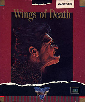 Portada de la descarga de Wings of Death