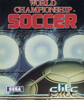 Portada de la descarga de World Championship Soccer