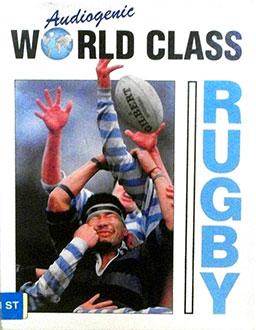 Portada de la descarga de World Class Rugby