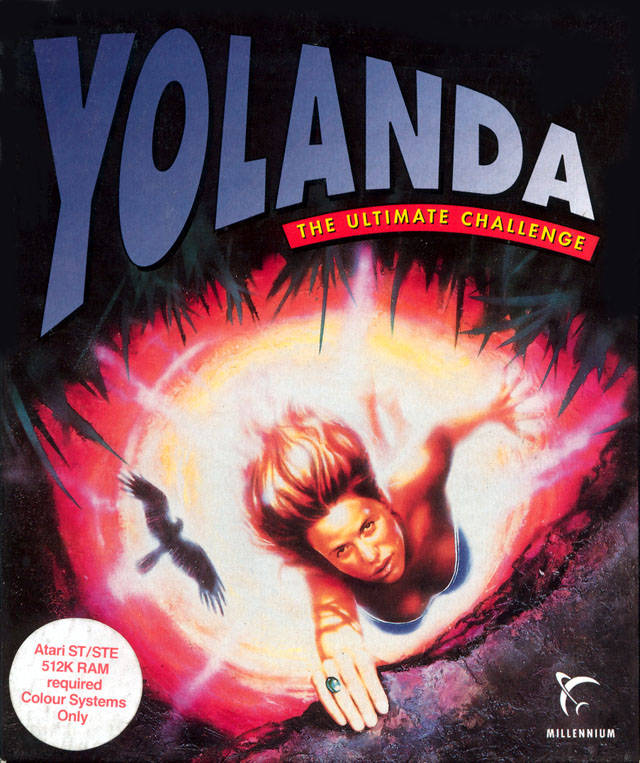 Portada de la descarga de Yolanda: The Ultimate Challenge