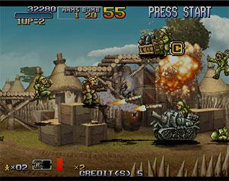 Imagen de la descarga de Metal Slug 6