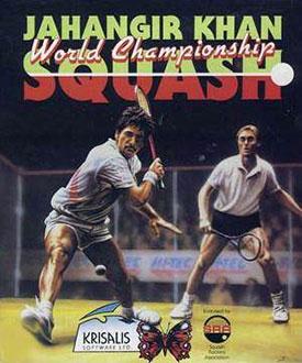 Juego online Jahangir Khan World Championship Squash (C64)