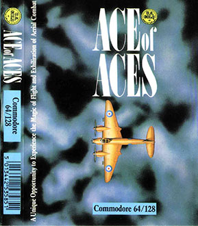 Juego online Ace of Aces (C64)