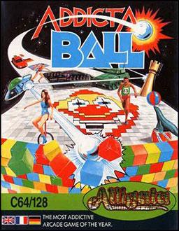 Juego online Addicta Ball (C64)