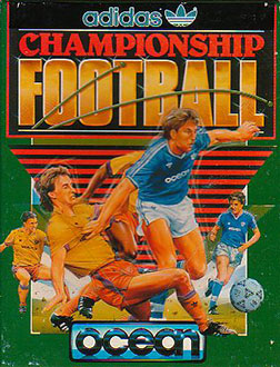 Juego online Adidas Championship Football (C64)