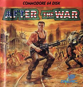 Juego online After the War (C64)