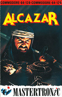Juego online Alcazar: The Forgotten Fortress (C64)