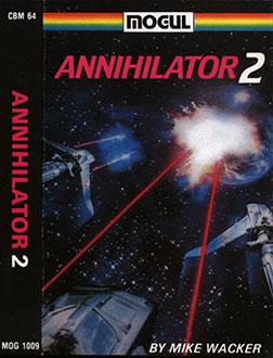 Juego online Annihilator II (C64)