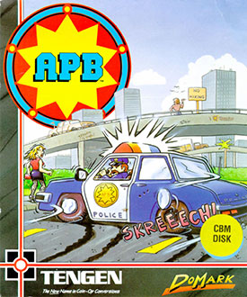 Portada de la descarga de APB: All-Points Bulletin
