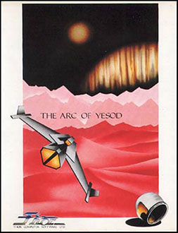Juego online The Arc of the Yesod (C64)