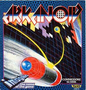 Juego online Arkanoid (C64)