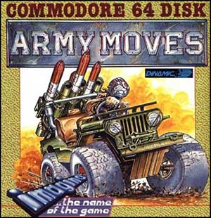 Juego online Army Moves (C64)