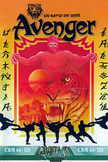Portada de la descarga de Avenger