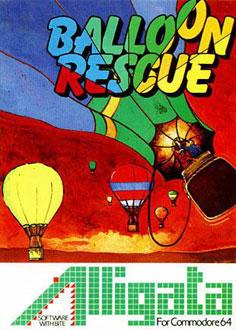 Juego online Ballon Rescue (C64)