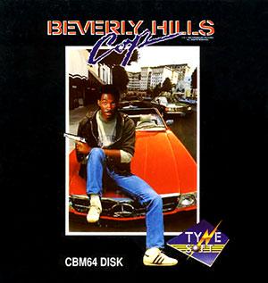 Portada de la descarga de Beverly Hills Cop