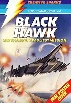 Juego online Black Hawk (C64)