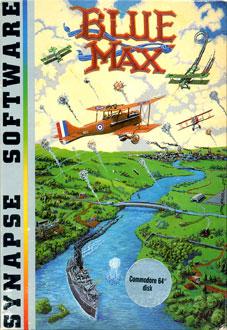Juego online Blue Max (C64)