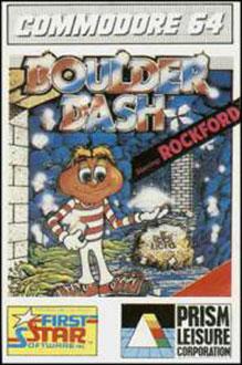 Juego online Boulder Dash (C64)