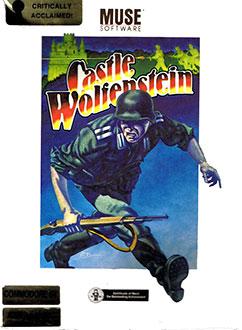 Portada de la descarga de Castle Wolfenstein