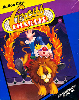 Juego online Circus Charlie (C64)