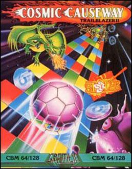 Juego online Cosmic Causeway: Trailblazer II (C64)
